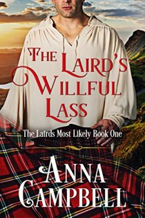 The laird's Willful Lass Book 1