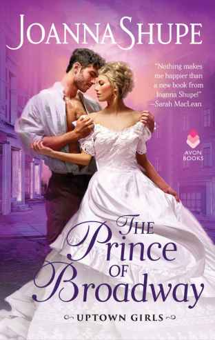 The Prince of Broadway Cover