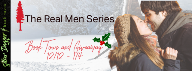 the real men series banner