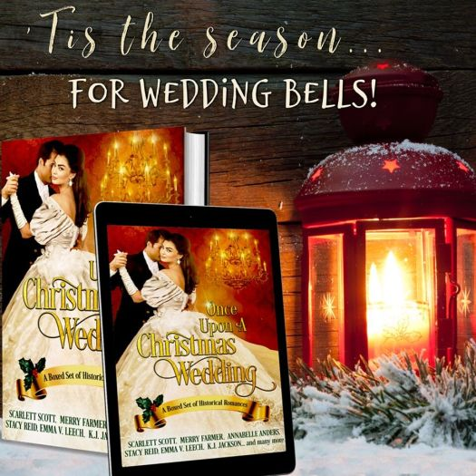 Tis The season For Wedding Bells