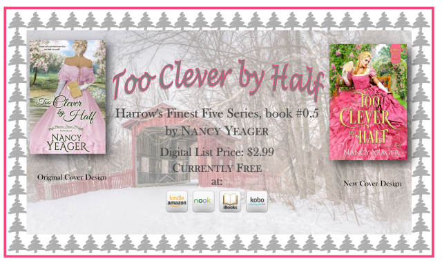 Too Clever by Half Sale Banner