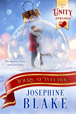 Yours at Yuletide Cover