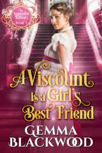A Viscount is a Girl's Best Friend Cover