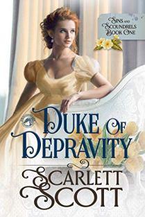 Duke of Depravity Cover