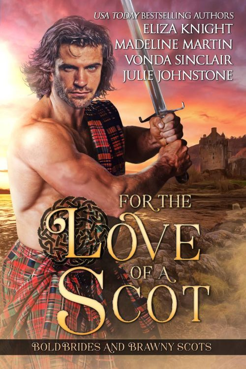For The love of a Scot Book Cover