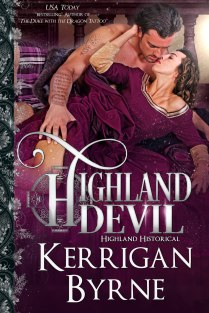 Highland Devil Cover