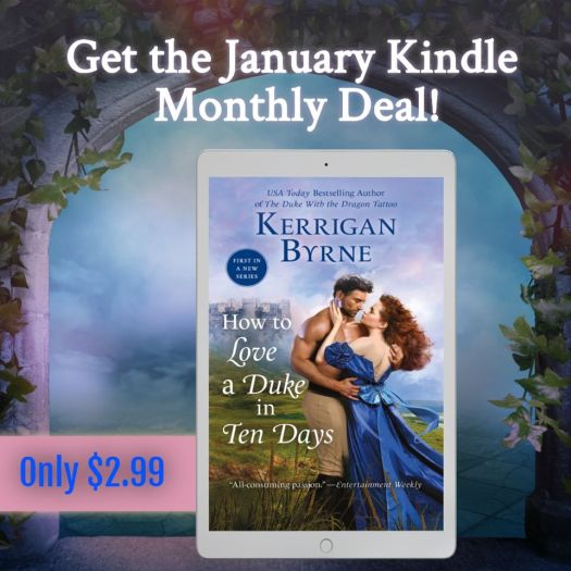 How to Love a Duke in Ten Days Kindle Deal