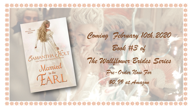 Married to the earl banner