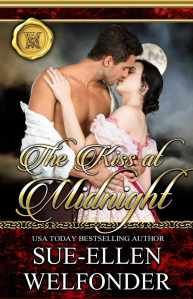 The Kiss at Midnight Cover