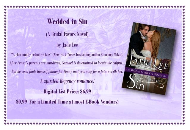 Wedded in Sin Banner