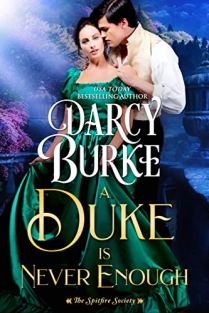 A Duke Is Never Enough Cover